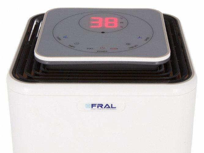 Osuszacz Fral Dry Digit 13C - zalety