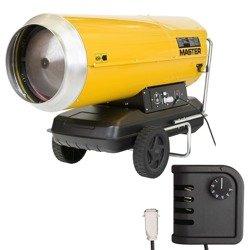 Nagrzewnica olejowa Master B 230 + termostat TH5 10-metrowy