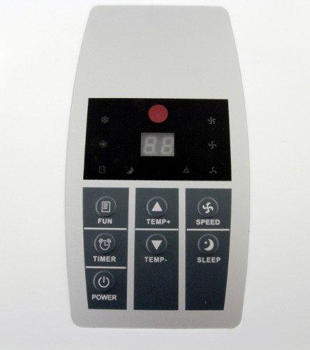 Klimatyzator przenośny Fral FSC 16 SC sposob dzialania