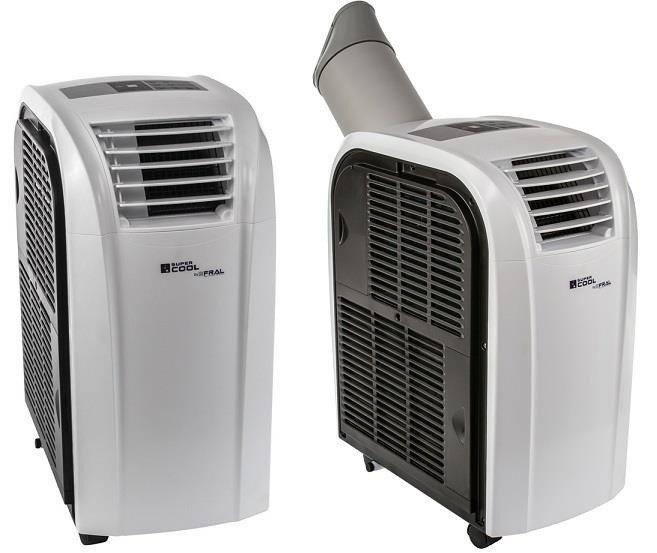 Klimatyzator Fral FSC09 wyposażenie