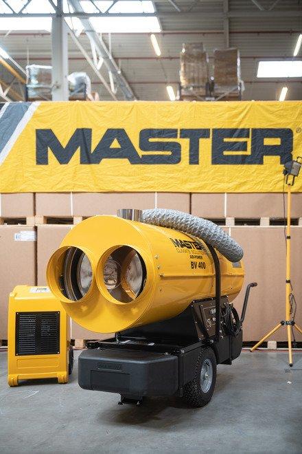 master bv 400